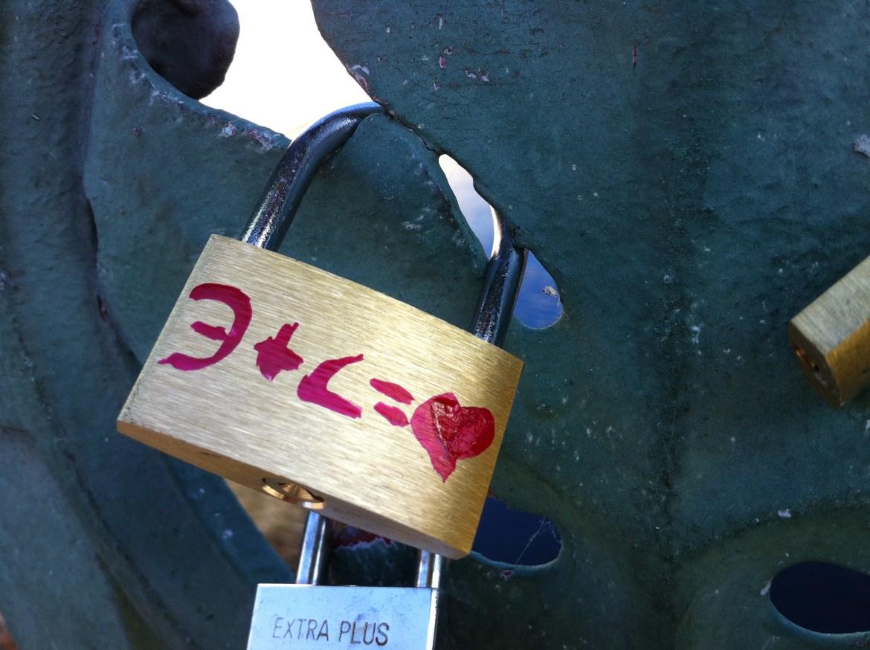 замок любви на экскурсии по Стокгольму