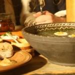 еда, блюда, хороший ресторан в Стокгольме Айфур