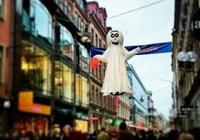 Хэллоуин на подходе!