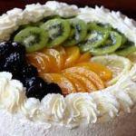 классический шведский фруктовый торт_1