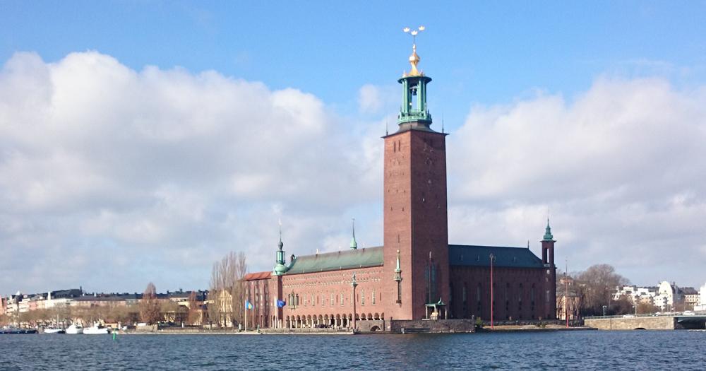 Стокгольмская Ратуша main