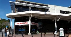 Терминал Викинг лайн в Стокгольме вход фото