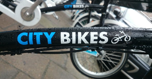city bikes main прокат велосипедов в Стокгольме