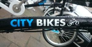 Прокат велосипедов в Стокгольме city bikes