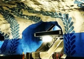 Квэст в метро Стокгольма