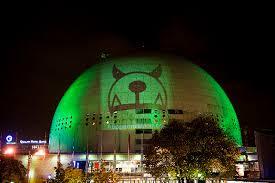 куда надо обязательно сходить в Стокгоьлме подняться на смотровую площадку Глобен