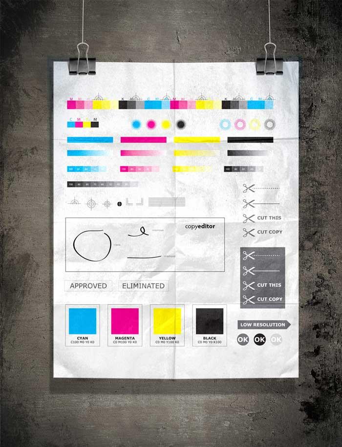 Pre-Press Kit for Designers StockInDesign