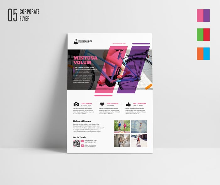 free email flyer templates