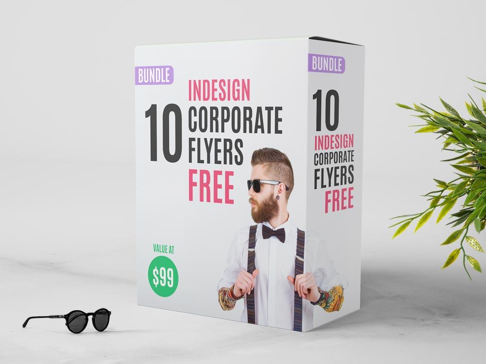 Free InDesign Templates - free indesign template