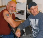 """Tat'll do nicely"" - Mayor gets tattoo for charity"