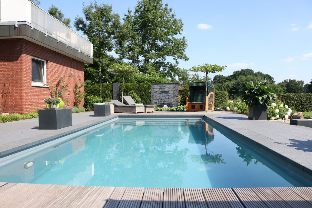 Pool Garten Chlor Fa. Stockreiter | Klassische Pools Outdoor Pools Für Den
