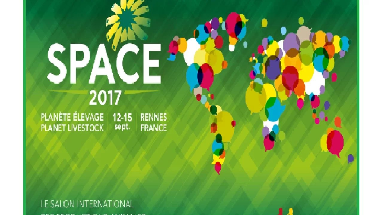 Salon Space Rennes Space 2017 To Showcase New Technologies In Animal And Feeds