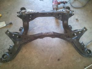 New subframe ready to go in