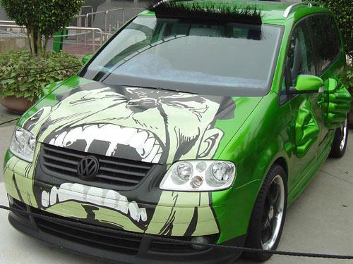hulk car fast