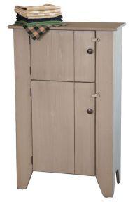 Linen Cabinet with Split Door - Stock Swap Furniture ...
