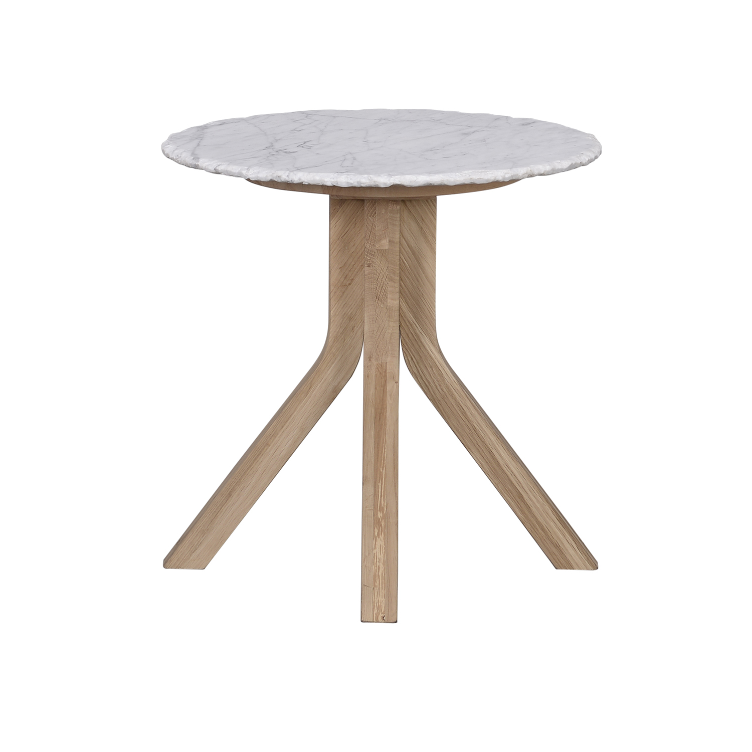 Tall White End Table Bleu Nature Stonecrumb Side Table Tall F305