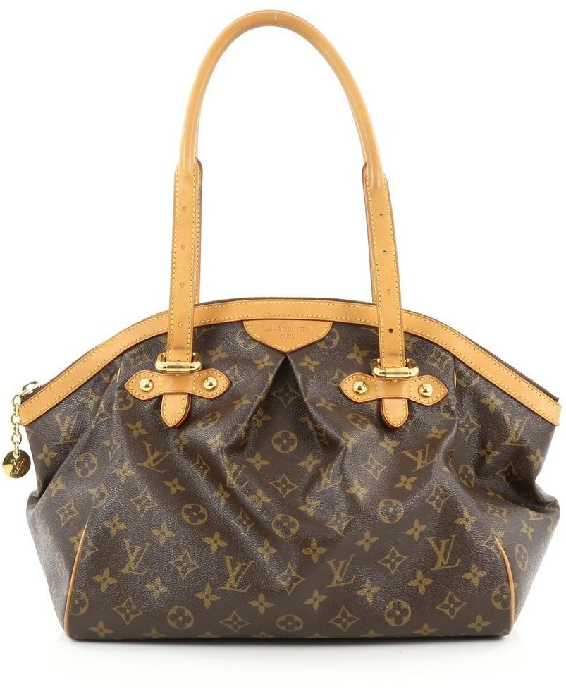 Tivoli Gm Louis Vuitton Tivoli Monogram Gm Brown