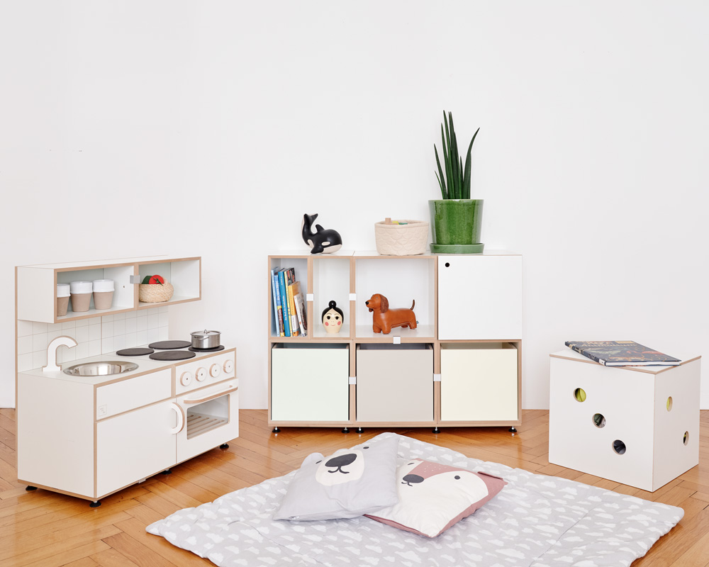 Designer Kindermöbel Modulare Kinderregale Von Stocubo – Regalsystem Made In Berlin