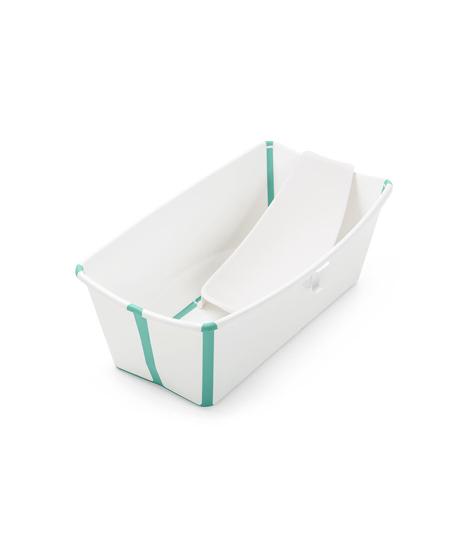 Riduttore Vasca Stokke Flexi Bath Heat Bundle White Aqua