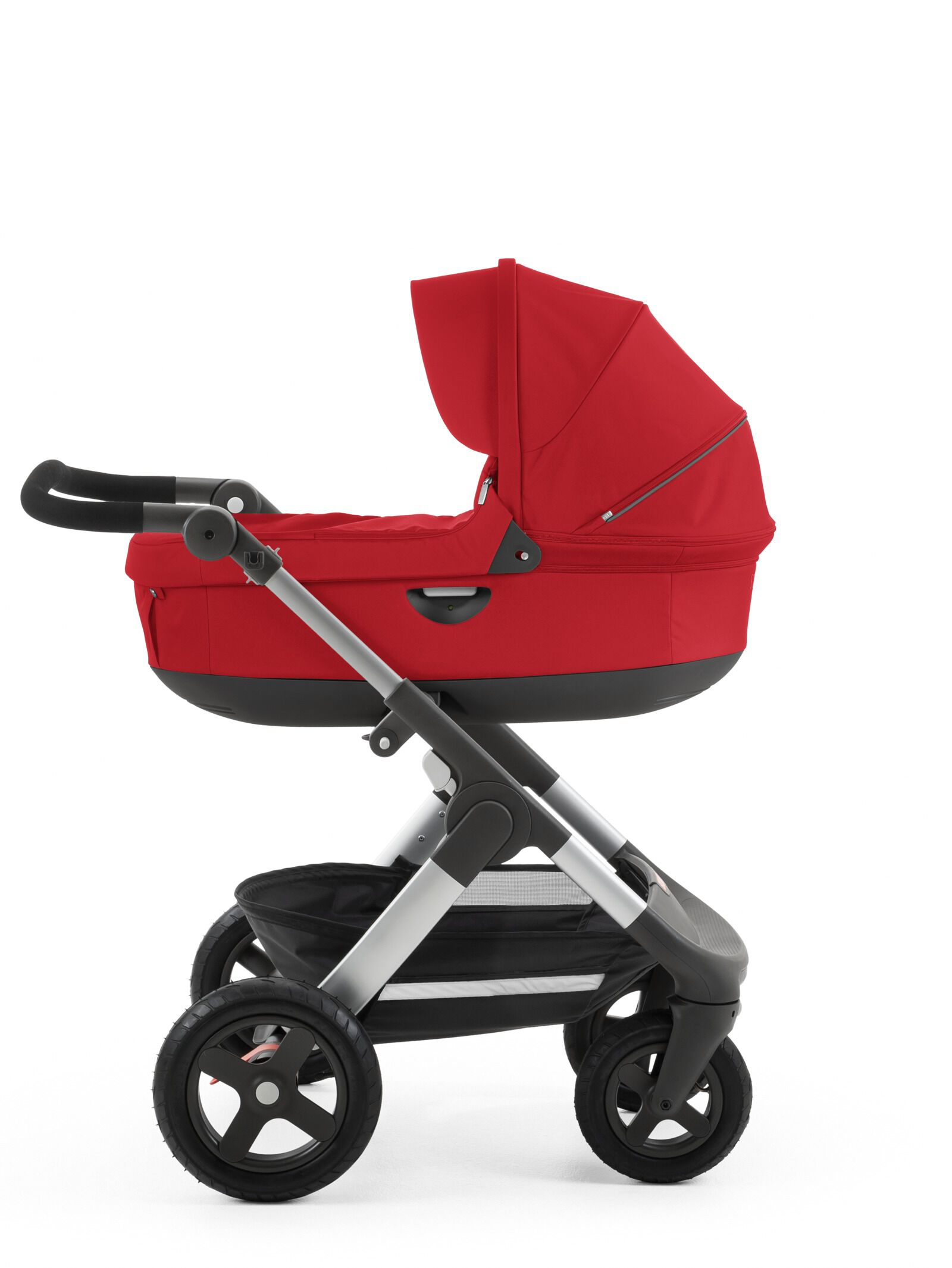 Stokke Stroller Weight Stokke Trailz Red