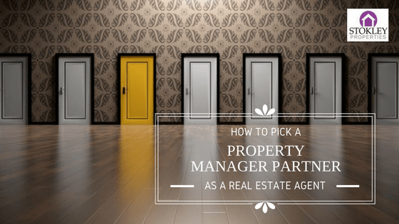 How to Pick a Walnut Creek Property Manager Partner as a Real Estate Agent