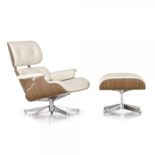 Designer Sessel Weiß Lounge Chair Sessel White Von Vitra | Stoll Online Shop