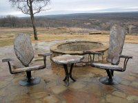 Fire Pit Seating | Stone2Furniture | Outdoor Furniture ...