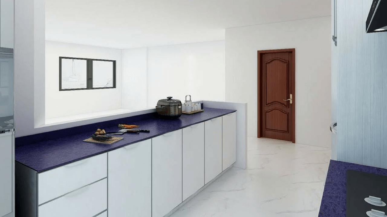 Modern Kitchen &amp Pros And Cons Of Aluminium Kitchen Cabinets House Of Countertops