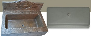Stylish Concrete Countertop Molds Stonecrete Systems