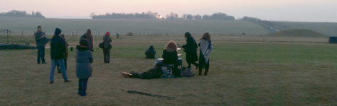 Stonehenge Equinox March 2015 by George