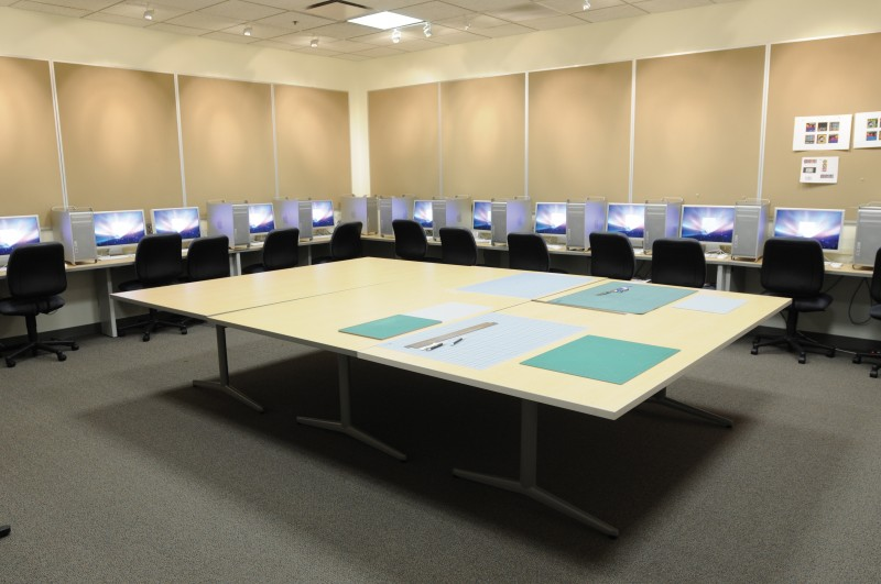 Computer Labs Stonehill College