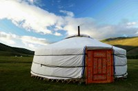List of Synonyms and Antonyms of the Word: mongolian ger