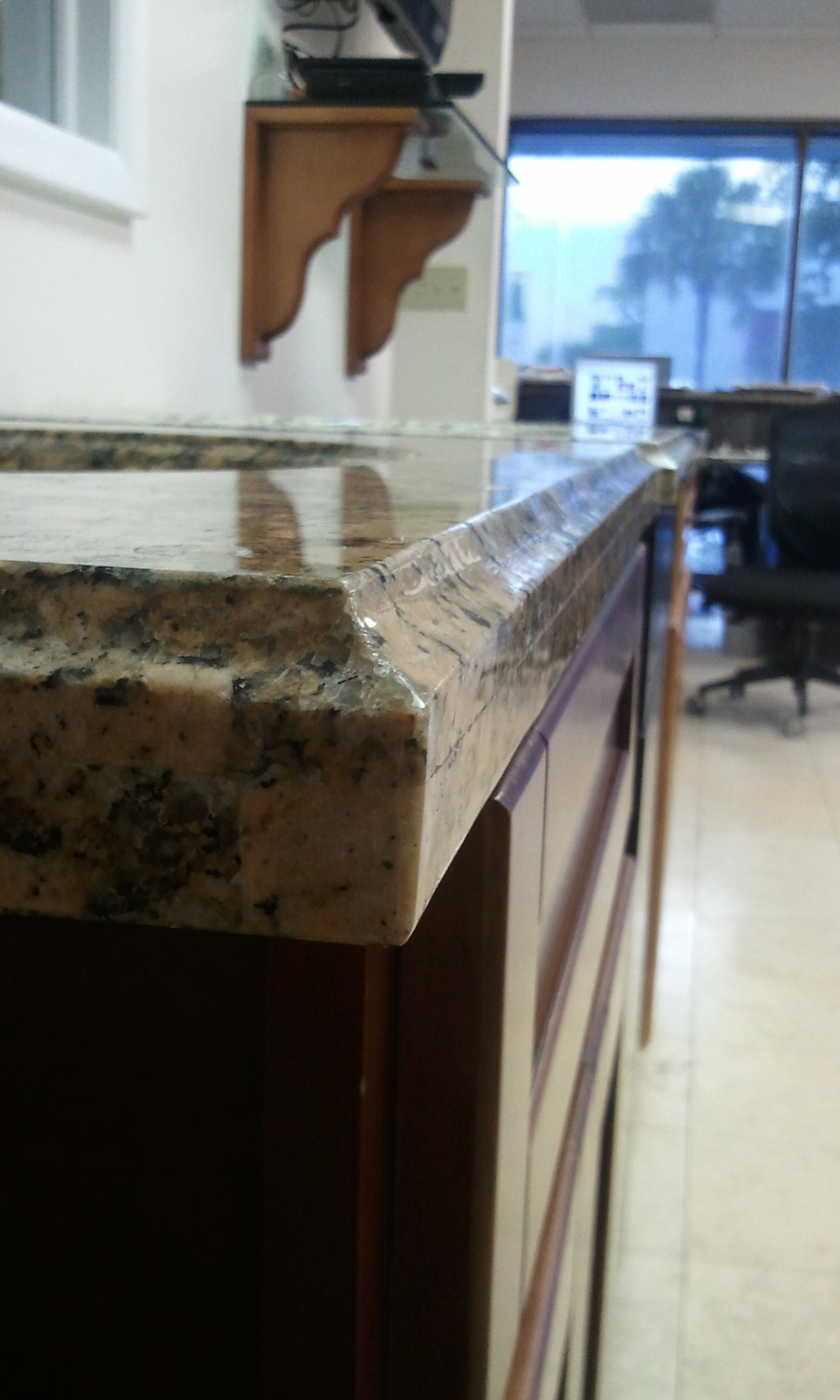 Granite Edges Perfectly Cut Granite Edges Stone Int Counter Top Edges