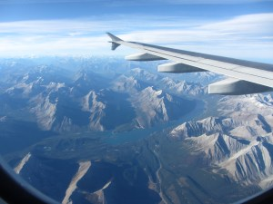 Rocky Mountains in BC