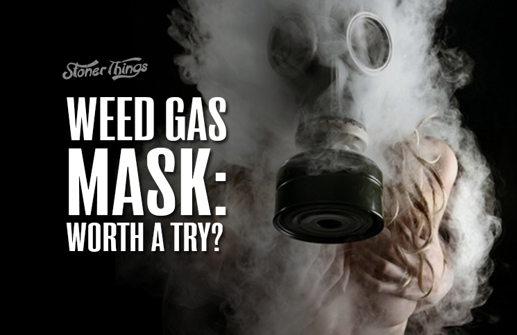 Gas Mask Girl Wallpaper Weed Gas Mask Worth A Try Stoner Things