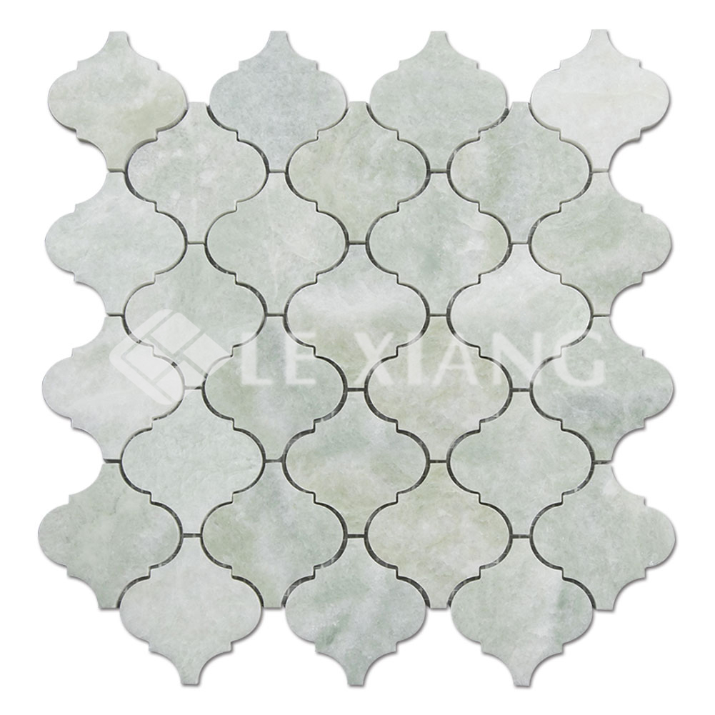 Arabesque Marble Tile Arabesque Kitchen Backsplash Marble Mosaic Stone Tile