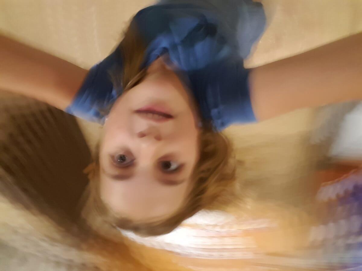 """Pixie-elated"" Sophia Lee Bartolini, age 11, New York"