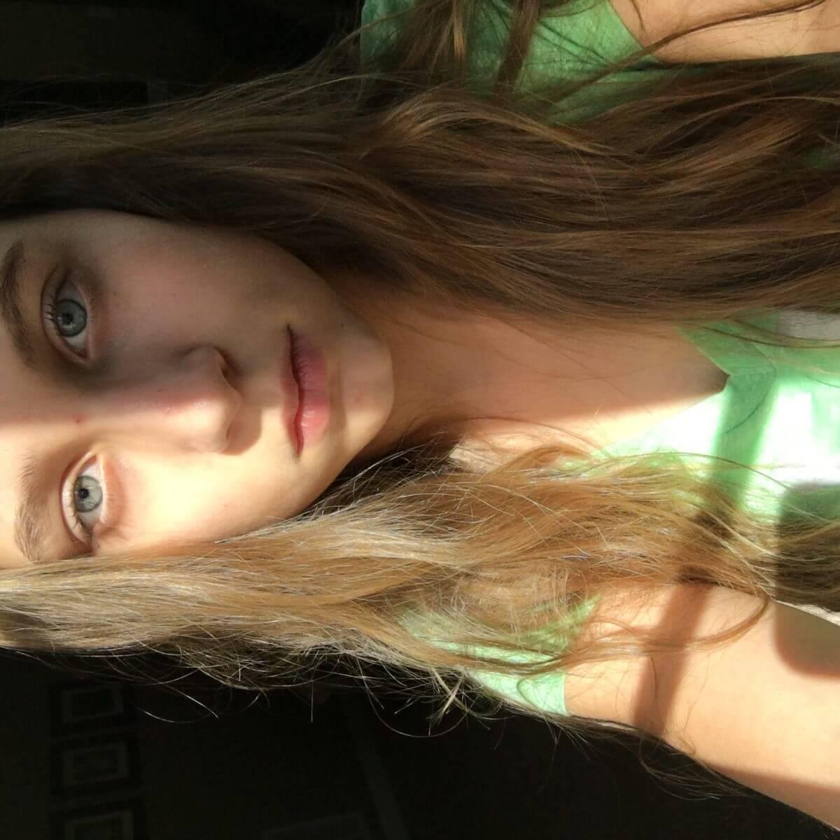 """Natural"" Katie Sohacki, age 13, NC"