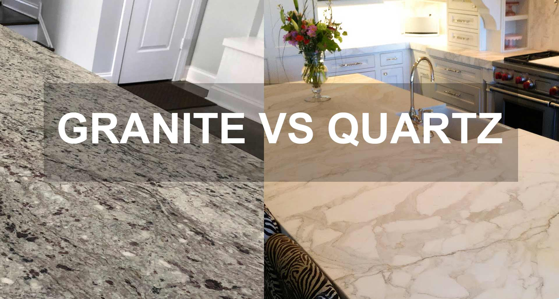 Granite Vs Quartz Countertops Who Is The Winner