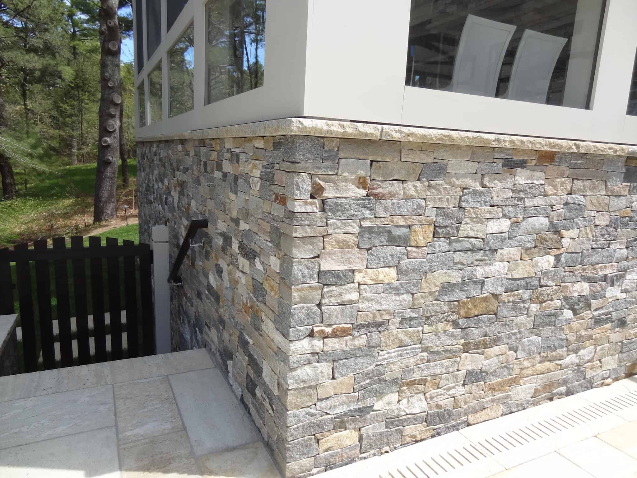 Installing Cultured Stone Fireplace Three Mortar Joint Options For The Perfect Installation Stoneyard