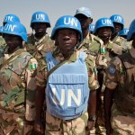 In Honor of UN Peace Keepers Day