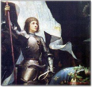 Johanna-von-Orleans-Jean-dArc-Heilige-Visionärin-Jungfrau-Heldin-Freiheitskämpferin-Märtyrerin