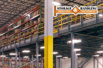 Mezzanines   Storage & Handling