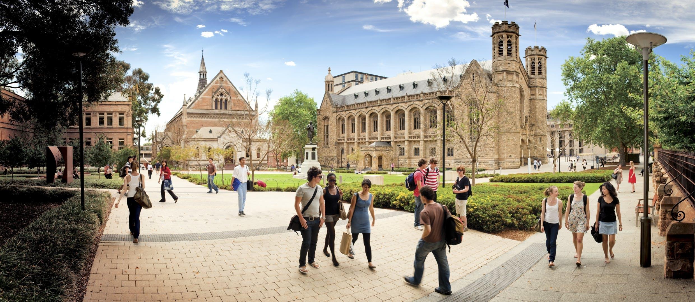 University Of Adelaide Adelaide Australia