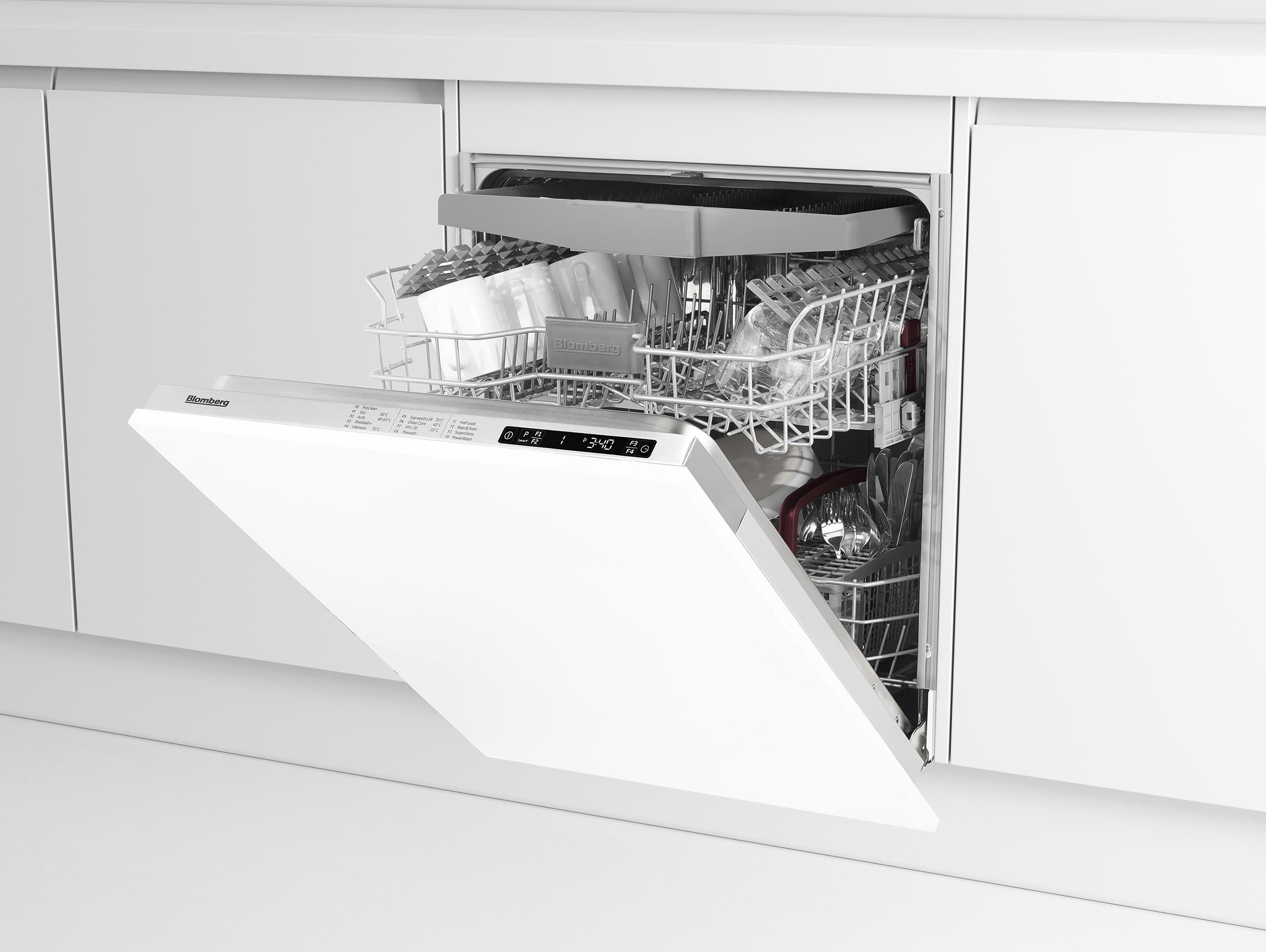 Lave Vaisselle Skinande Ldv42244 Full Size Integrated Dishwasher With A 43 43 Energy