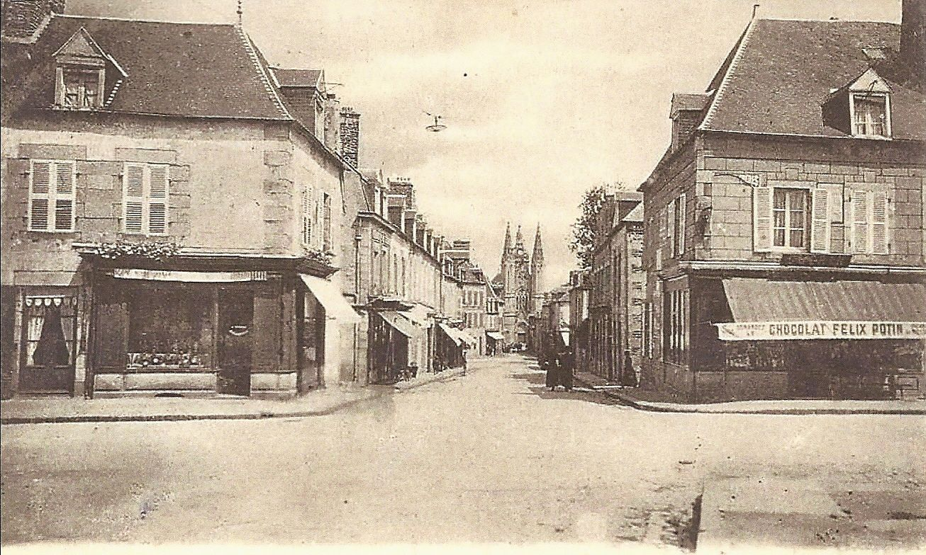 Ancienne Collection Saint James Nos Villages Normands Saint James Notre Vie Notre Jardin