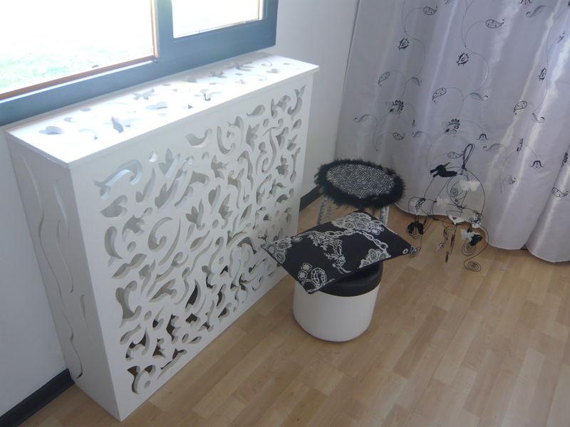 Ma table basse façon carreaux de ciment DIY Salons and Rustic table