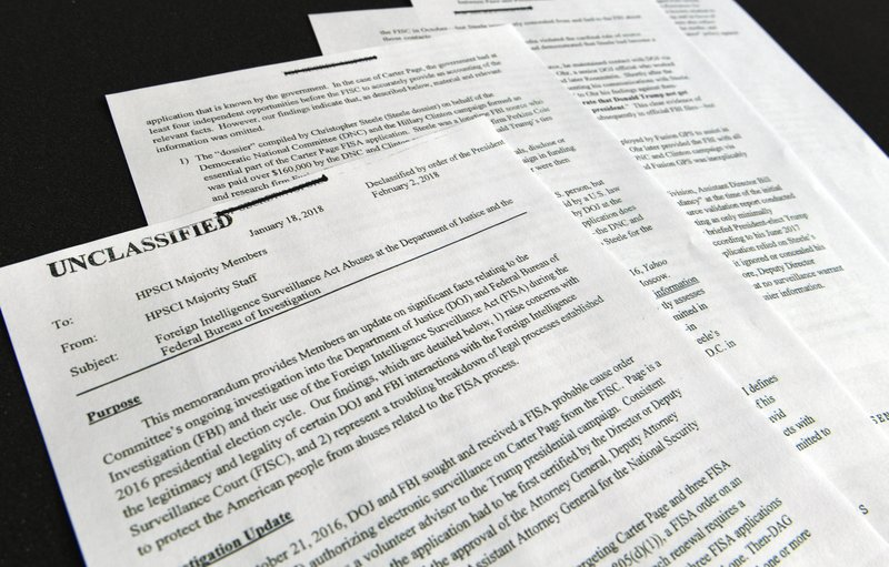 What the GOP memo says (and doesn\u0027t say)