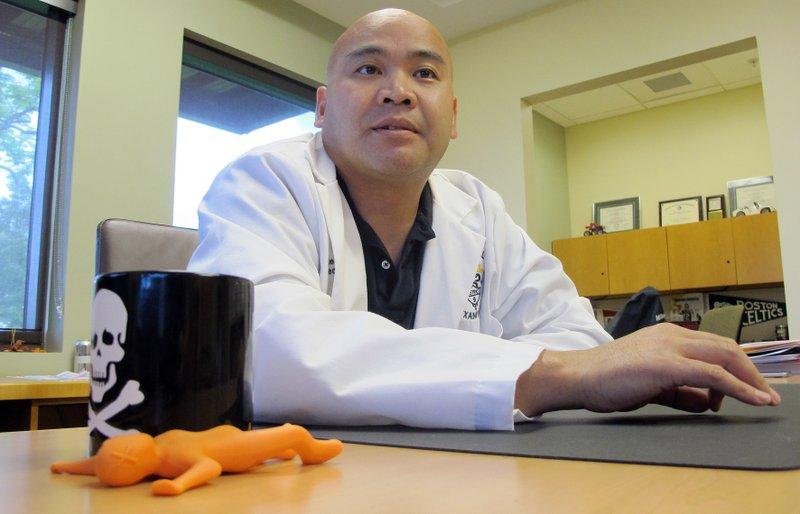 Weeks after Pulse rampage, medical examiner faces his trauma - medical examiner job description