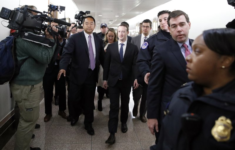 The Latest Yes, Mark Zuckerberg will wear suit in Congress - mark zuckerberg resume